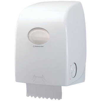 Rolled Hand Towel Dispenser Kimberly Clark SLIMROLL