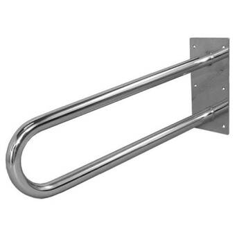 Grab bar for disabled 800 mm U-shaped
