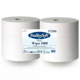 Wiper roll Bulkysoft Classic 1000m