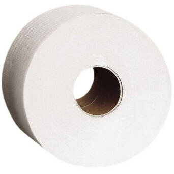 Toilet paper Merida Top 6 pieces 2 layers 245 m white cellulose