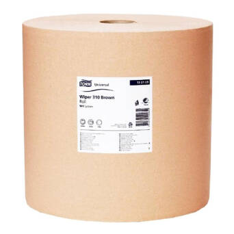 Wiper roll large Tork Universal 310 Brown