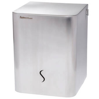 Paper towel dispenser stainless steel Faneco LUNA