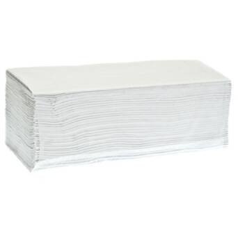 Folded paper towel 4000 white