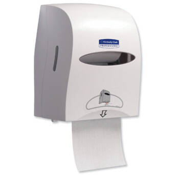 Touchless roll paper towel dispenser Kimberly Clark