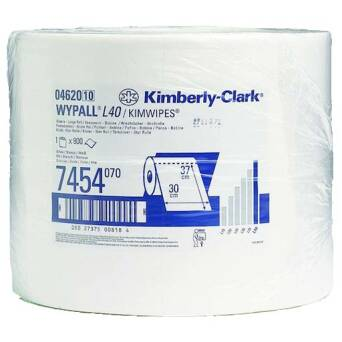 Wiper roll 323 m Kimberly Clark WYPALL L40