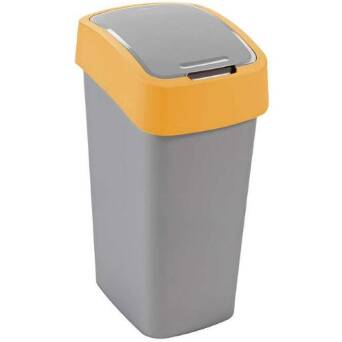 Recycling bin FLIP BIN 50 l orange