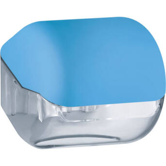 Toilet paper holder blue