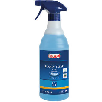 Planta® Clear eco glass cleaner