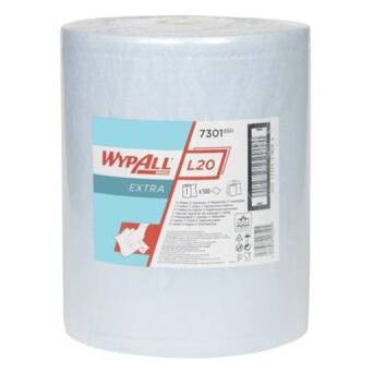 Wiper roll 190 m Kimberly Clark WYPALL L20