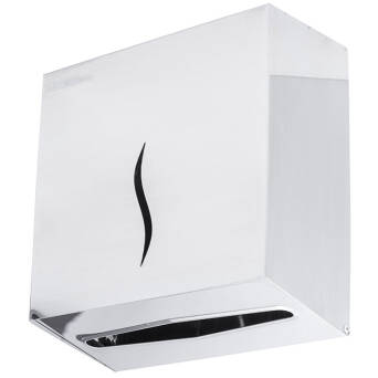 Folded paper towel dispenser DUO S Faneco