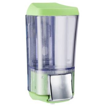 Soap dispenser 170 ml green