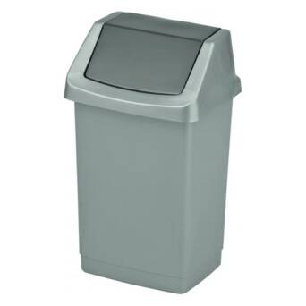 Trash bins tilt bathroom CLICK-IT 9l