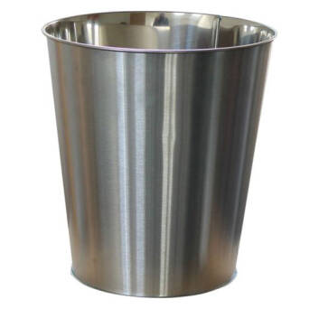 Waste bin bucket 10 litres steel