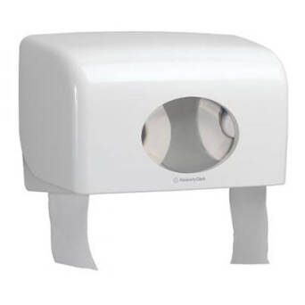 Toilet Tissue Dispenser Kimberly Clark AQUARIUS