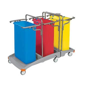 Trolley for waste TSO0009