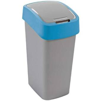 Recycling bin FLIP BIN 50 l blue