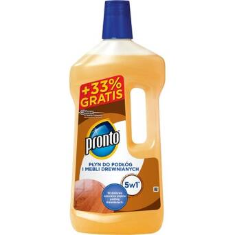 Pronto Wood Cleaner 750 ml