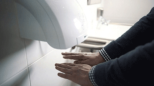 5 reasons why hand dryer is good choice